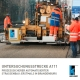 Folder Untersuchungsstrecke A111 (only in german available)
